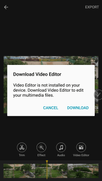 Samsung Galaxy Note 5 Video Editor 3