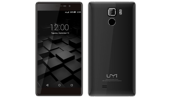 UMI Fair smartphone launched (1)