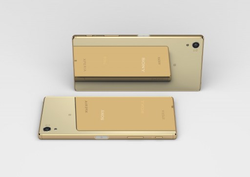 Xperia Z5 premium back double