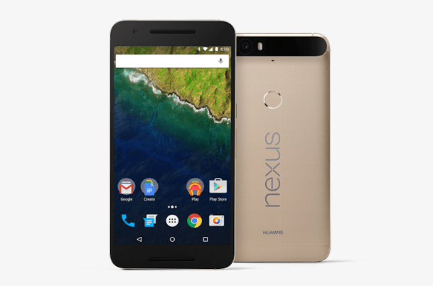 Nexus 6P Gold Edition