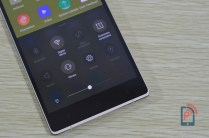 Gionee Elife E8 - Control Center