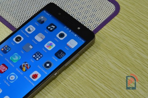 Honor 7 - Right Edge