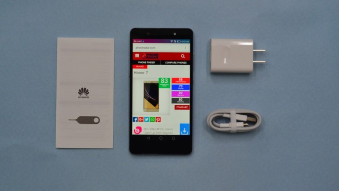 Huawei Honor 7 featured image