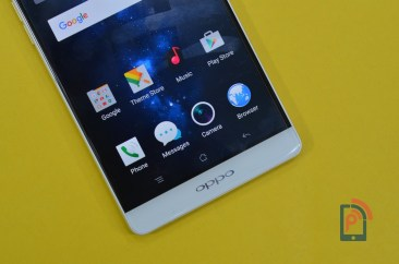 Oppo R7 Plus - On-Screen Buttons