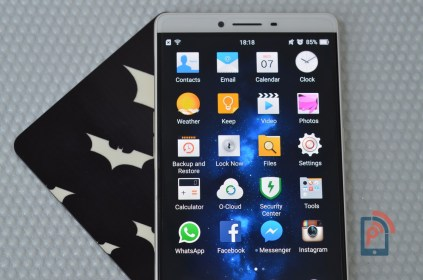 Oppo R7 Plus - Pre-installed Apps