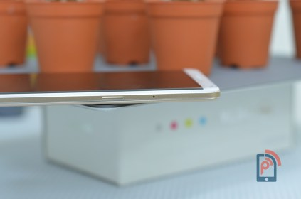 Oppo R7 Plus - Right Edge