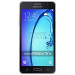 Samsung Galaxy ON5 Front black