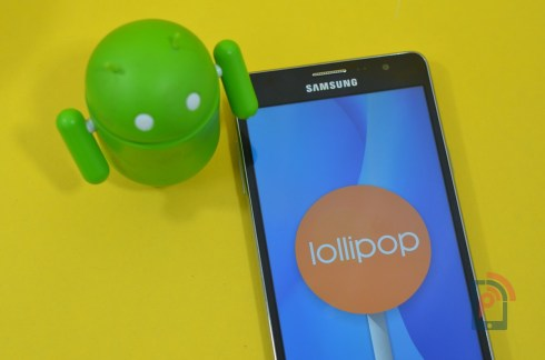 Samsung Galaxy ON7 - Android Lollipop