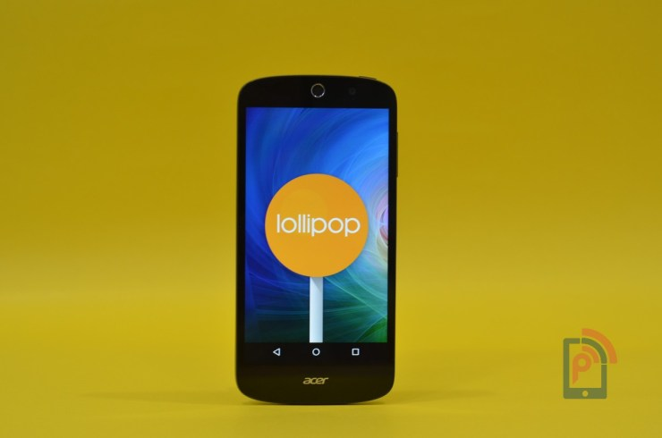 Acer Liquid Z530 - Lollipop
