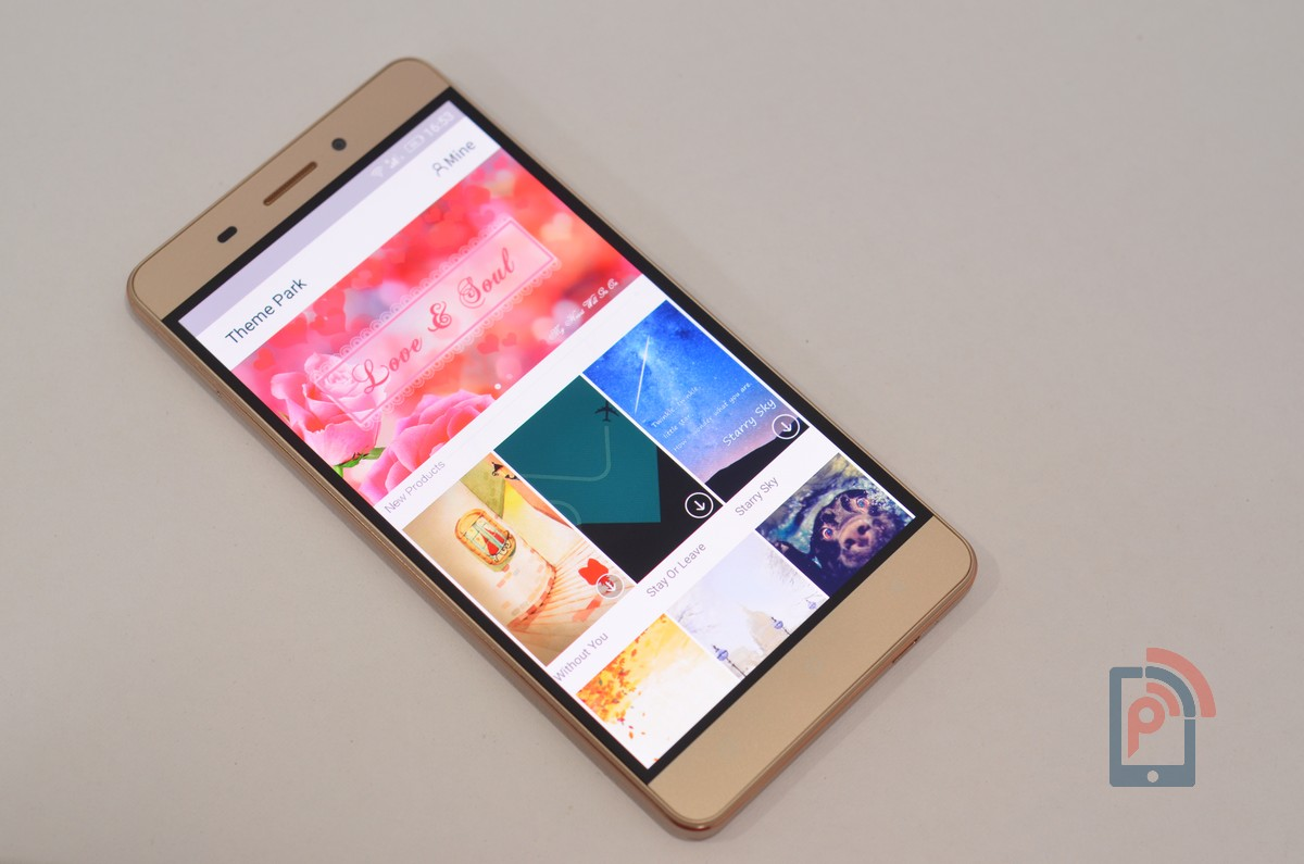 Gionee Marathon M5 Tips Tricks Faqs Useful Options Phoneradar M Plus Battery Pack 5000 Mah Black Theme Park Is One Of The Applications That Present On Amigo Os To Use This Your Device Open App And Tap You
