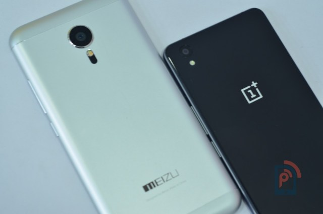 OnePlus X Vs Meizu MX5 - Hardware