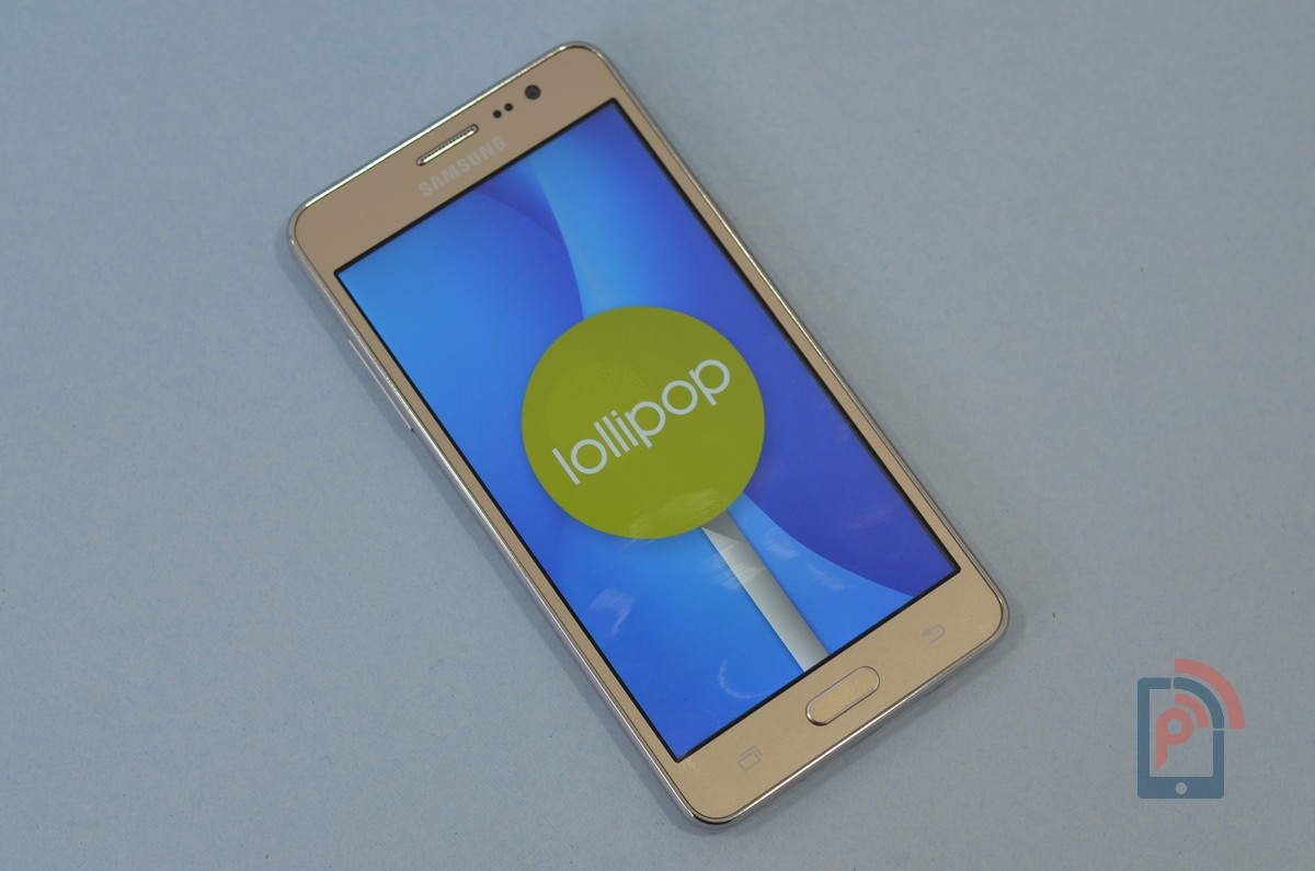 Samsung Galaxy ON5 - Android Lollipop