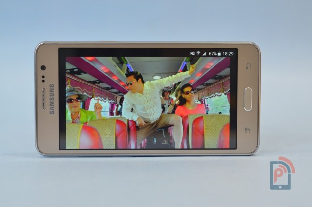 Samsung Galaxy ON5 - Display