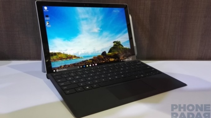 Surface Pro 4 Hands-on