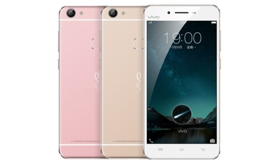 Vivo X6 official image