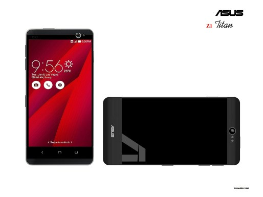 Asus Z1 Titan Smartphone - A Design by Hege (3)