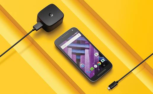 Moto G Turbo Edition - Turbo Charger