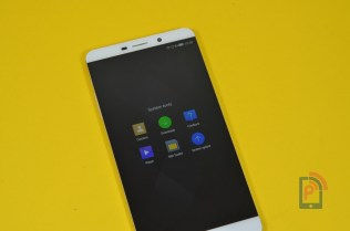 LeTV Le Max - Folder on Home Screen