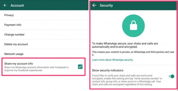 WhatsApp to Introduce Privacy & Security Related Features