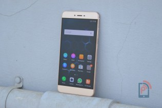 Gionee S6 - Display Left Faced
