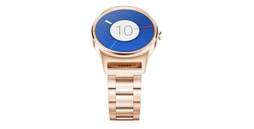 Haier Watch - Gold Stainless Steel