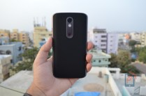 Moto X Force - Rear Side