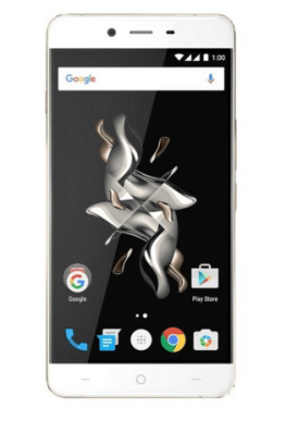 OnePlus X - Front