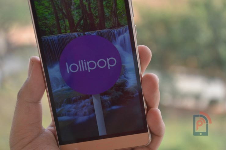 iBall Andi Weber - Android Lollipop