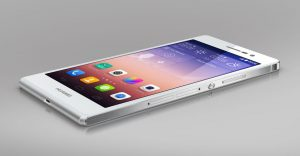 Huawei Ascend P7 device