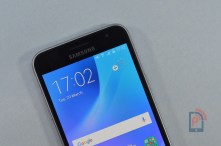 Samsung Galaxy J3 - Front Top