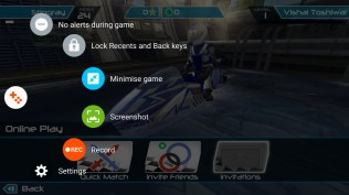 Samsung Galaxy S7 - Game Launcher (2)