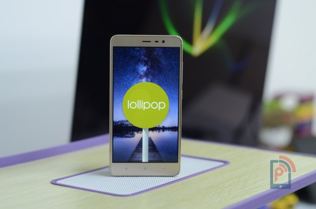 Xiaomi Redmi Note 3 - Android Lollipop