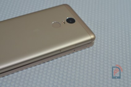 Xiaomi Redmi Note 3 Vs LeEco Le 1S - Design 2