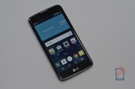 LG K7 LTE - Front
