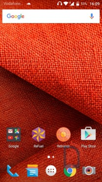 CREO Mark 1 - Home Screen (1)