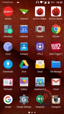 CREO Mark 1 - Home Screen (2)