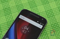 Moto G4 Plus - Front Top