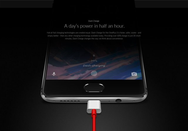 OnePlus 3 - Dash Charge (1)