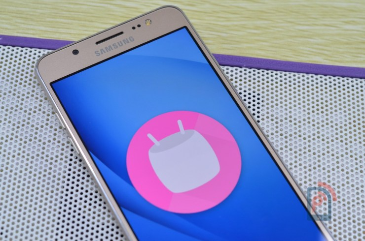 Samsung Galaxy J5 2016 - Android Lollipop