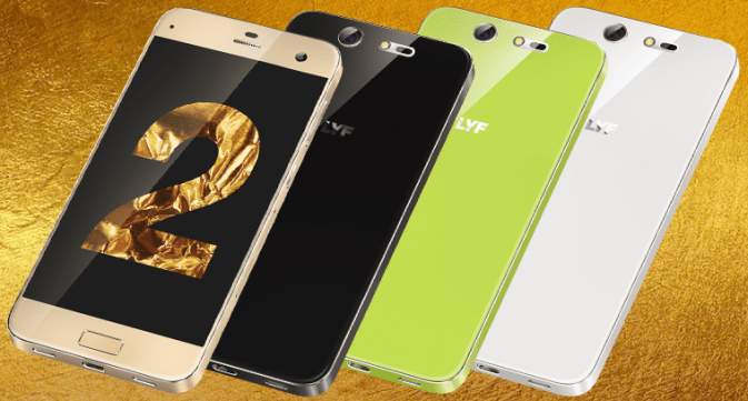 LYF EARTH 2 Smartphone