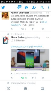 Twitter Android App - Version 5.111.0 (2)