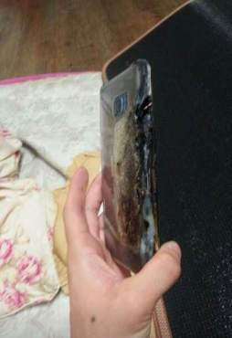 Samsung Galaxy Note 7 Blast2