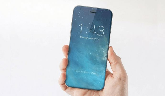 IPhones could go OLED-only by 2019