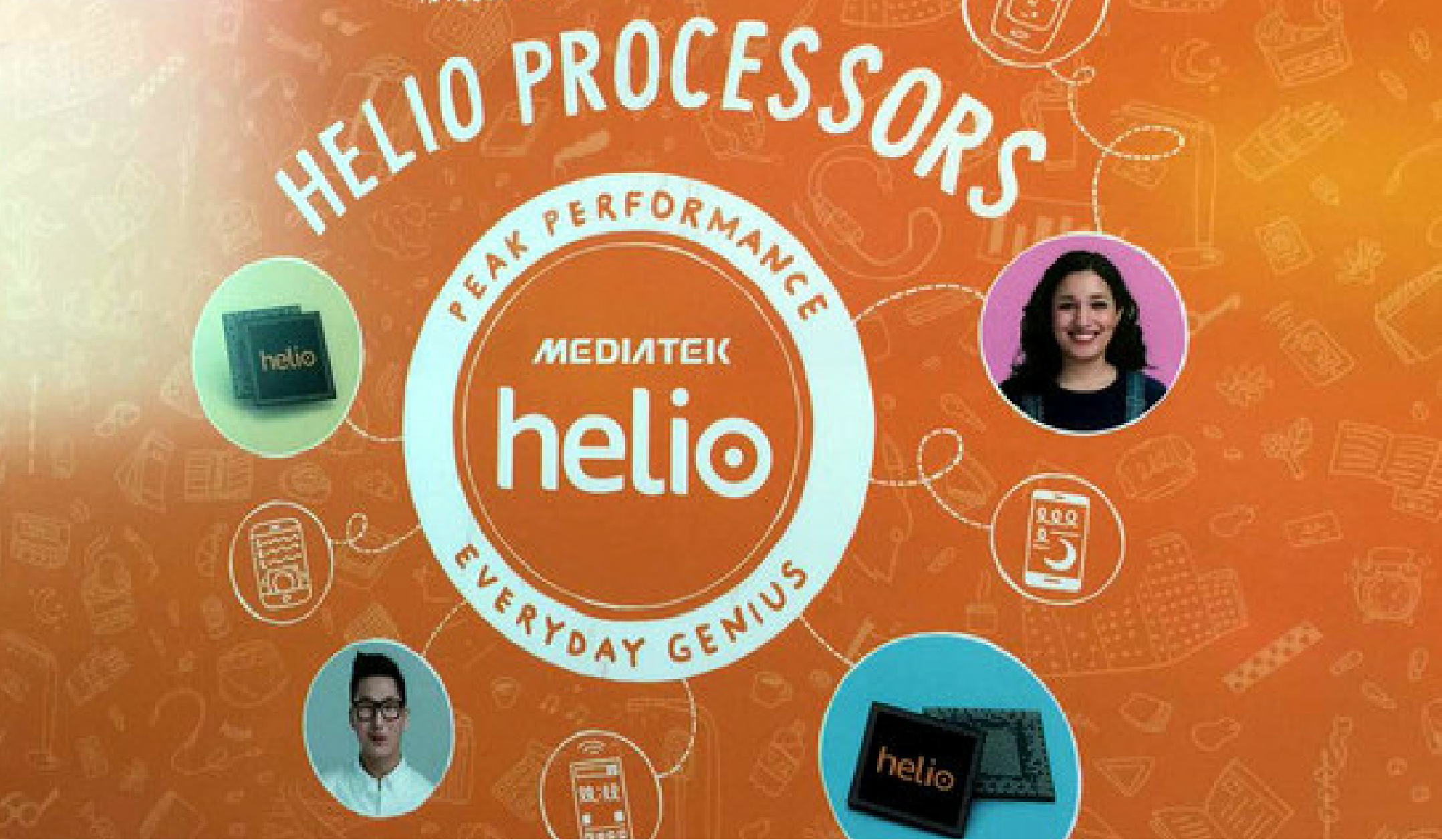 MediaTek upgrades Helio X23 and X27 mobile processors