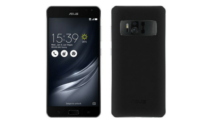 Asus Zenfone 4 Max unveiled with 5000mAh battery and a dual camera