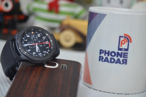Samsung Gear S3 Frontier Review – Tough to the Core