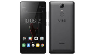 Lenovo Launches Vibe K5 Note with 4GB RAM & 64GB Storage for Rs. 13,499