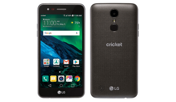 LG Fortune for Cricket Wireless now available with 5-inch display