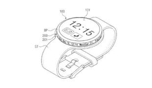 Samsung's Patent reimagines Smartwatches with a secondary display