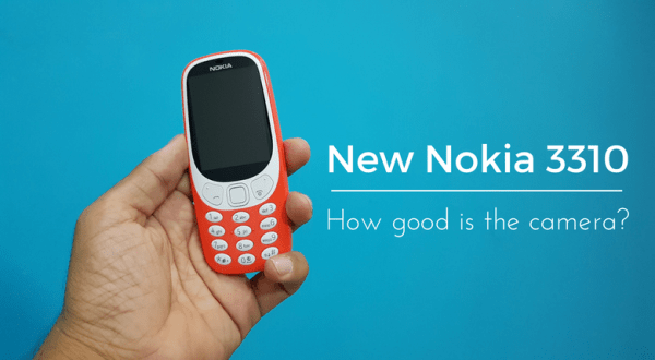 New Nokia 3310 Best Camera Phone of 2017 at Rs 3310